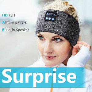 Sleep Headphones Bluetooth Headband,Upgrage Soft Sleeping Wireless Music Sport Headbands