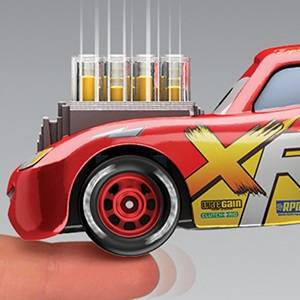 ​Disney•Pixar's Cars XRS Drag Racing Singles Series, Souped Up Favorite Character Vehicles