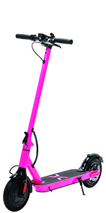 hover1 electric scooter,hover-1 journey pink electric scooter, electric scooter for adults and kids,