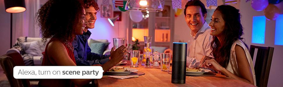 Philips Hue Colour,Smart light,Multi-colour light,Alexa light, iOS light,HomeKit Light,Smartthings