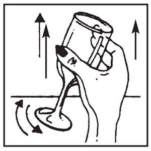 LAMP 転倒防止用クリアミュージアムジェル(210-038-863) 33111