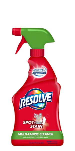 amazon com resolve 22 fl oz multi fabric cleaner and upholstery rh amazon com Wood Stain Remover Upholstery Stain Remover