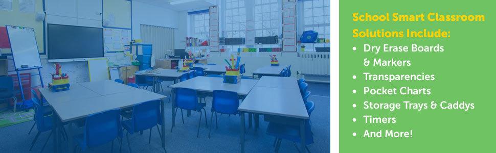 School Smart Classroom Solutions list