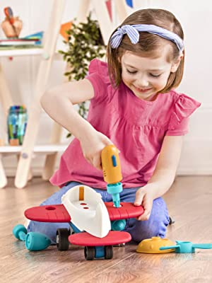 Toy trucks kids construction fisher price Little people cars Green Toys toddler vehicle Melissa doug