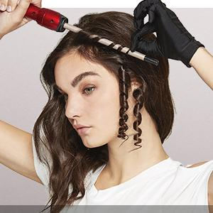 BaByliss Tight Curls Curling Wand: Amazon.co.uk: Health