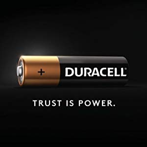 Duracell alkaline batteries: Long-Lasting Power for All Your Needs
