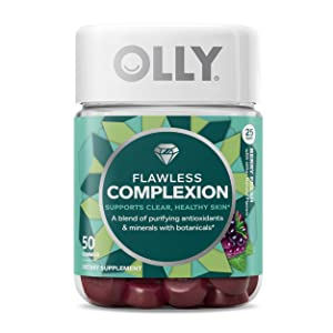 olly flawless complexion adult