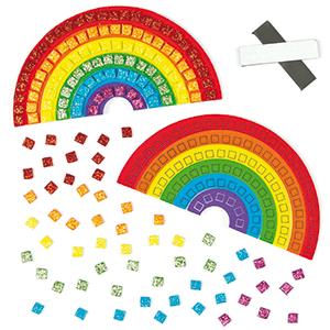 Rainbow Mosaics