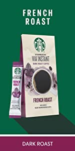 Starbucks VIA Instant French Roast