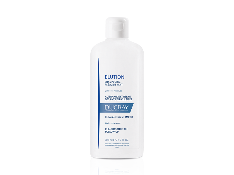Elution Rebalancing Shampoo for Dandruff Ducray