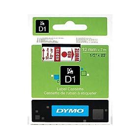 DYMO D1 Ruban d'étiquettes