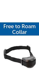 Free to Roam Collar, Electric Fence Collar, Wireless Fence Collar