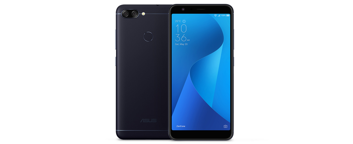 "ASUS ZenFone Max Plus ZB570 5.7"" FHD 3GB RAM 32GB storage LTE Unlocked Dual SIM Cell phone"