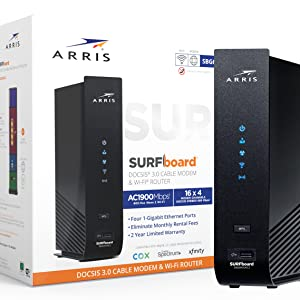 SURFboard Wi-Fi Cable Modem