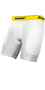 Franklin Sports Youth Sliding Shorts Small Amazon Com Mx Deportes Y Aire Libre