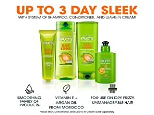 shampoo and conditioner for frizzy hair