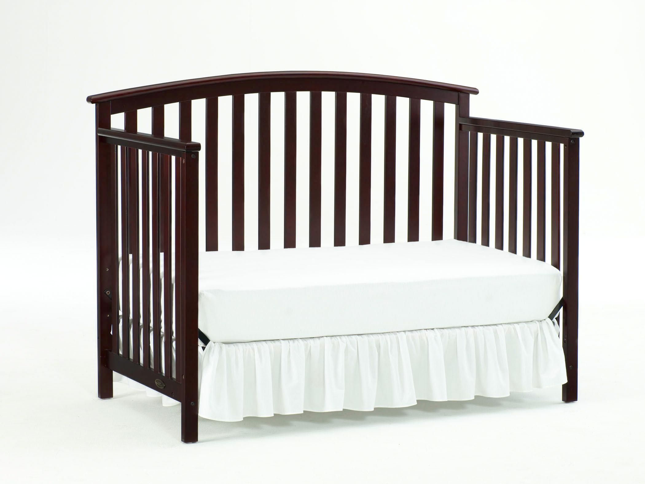 Amazon.com : Graco Freeport Convertible Crib, Espresso : Baby