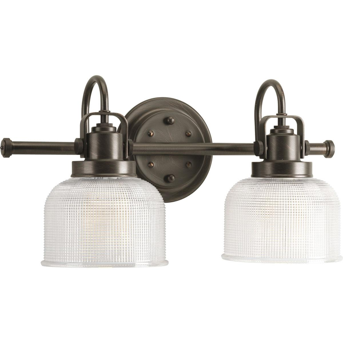 Progress Lighting P2991 74 Archie Two Light Bath Vanity