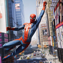 spider-man ps4 game of the year edition city that never sleeps playstation