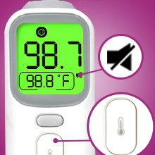 fever thermometer children