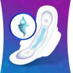 serviettes hygiéniques ALWAYS Ultra