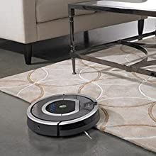 robot, aspirador, roomba, limpieza, inteligente, hogar, programable, pared virtual