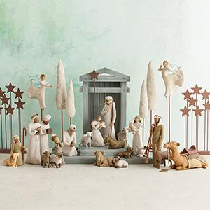 Willow Tree Nativity, Nativity Figurines