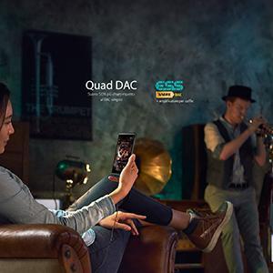 Quad DAC Hi-Fi