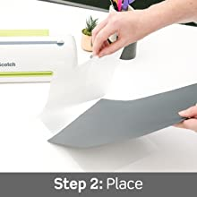 Step 2: Place