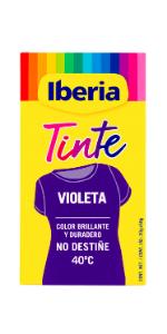 Iberia - Tinte Gris para ropa, 40°C, 70 gr (214113): Amazon ...