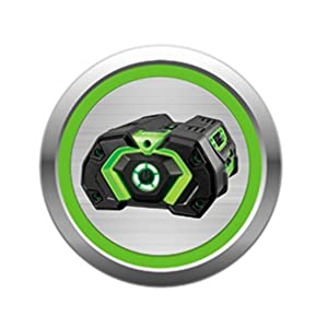 EGO, battery icon