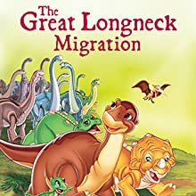 great longneck migration, little foot, land before time, classic, movies, dvd, collection, family