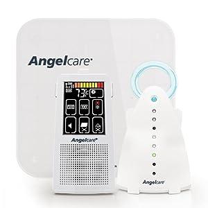 Angelcare AC701 movement baby monitor nursery parent unit sensor pad breathing detector detection