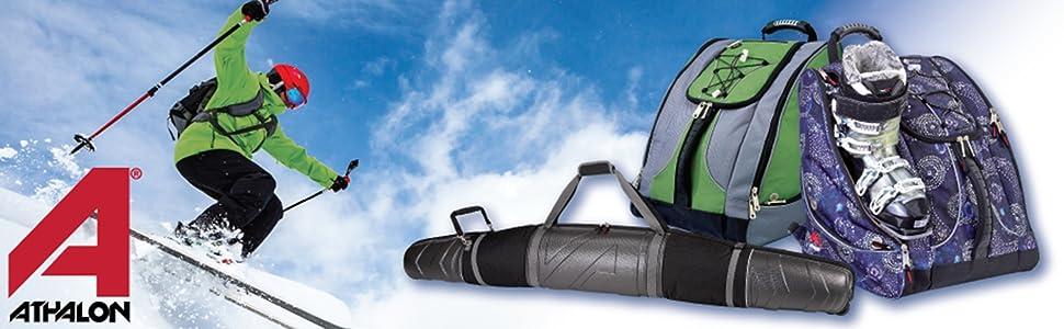 Athalon Ski Boot Bags, boot bags, ski bags