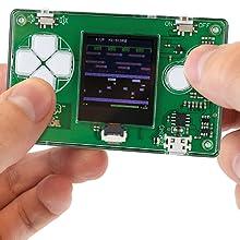 Micro Arcade Frogger