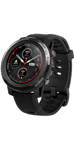 Amazfit Stratos 3 Smartwatch Fitness | 19 Modos Deportivos| 3 Modos GPS | 70 días Batería (Ahorro) | Sensor BioTracker | Notificaciones Inteligentes | GPS Globass Beidou & Galileo (Profesional): Amazon.es: Electrónica