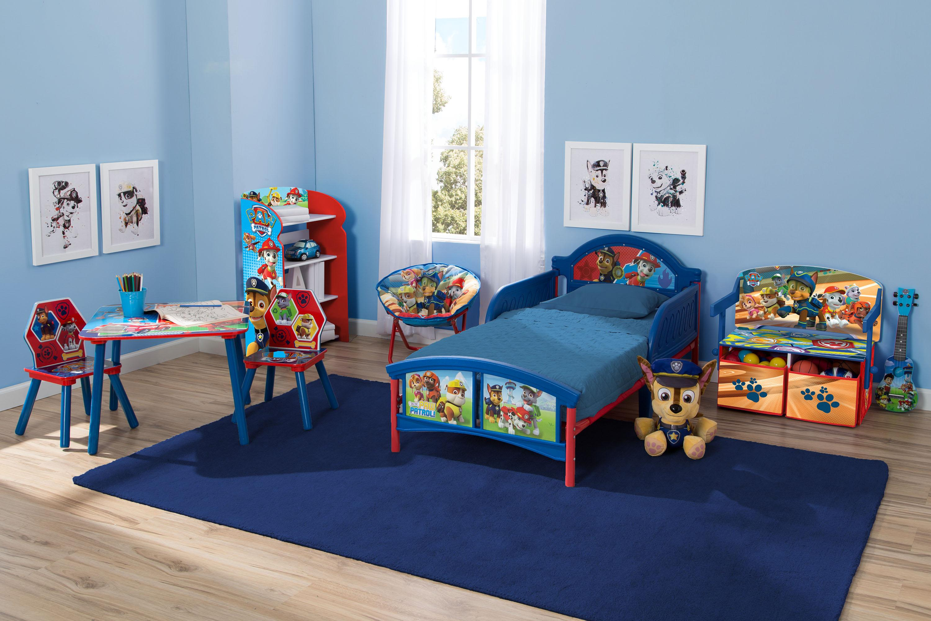 Plastic Toddler Bed From Delta Children