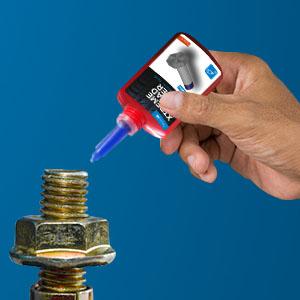 Simply Xrtl1 Xtreme Schraubensicherung Entfernbar 50 Ml Blau Auto