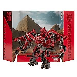 Transformers Studio Series Leader Class Constructicon Overload