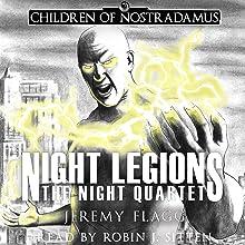 Night Legions Audiobook