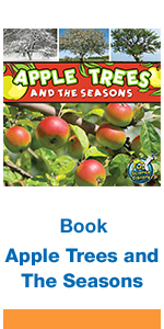 Apple Trees And the Seasons story book for children