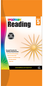 reading workbook grade 5