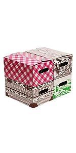 jar storage boxes vkp1231