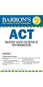 ACT math; ACT mathematics; ACT science; ACT practice tests; ACT practice exams