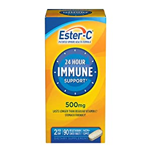 Ester-C 500 mg Tablets