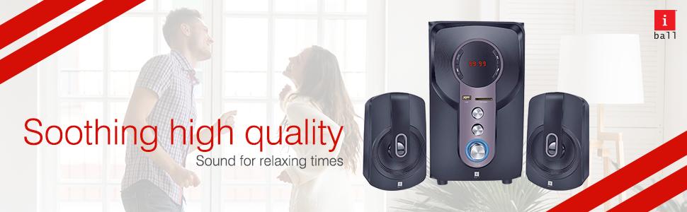 hi bass 2.1 speaker