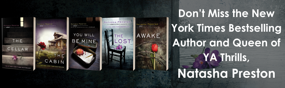 Don't Miss the New York Times Bestselling Author and Queen of YA Thrills, Natasha Preston