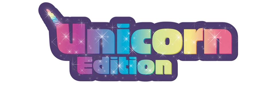 monopoly jr unicorn edition; unicorn games; unicorn toys; unicorn merchandise; indoor games