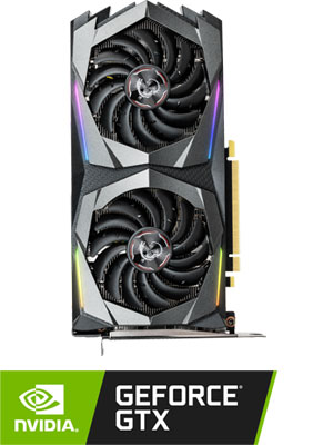 msi, geforce gtx 1660 series gaming x