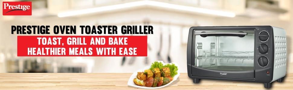 Prestige 1500-Watt Oven Toaster Grill